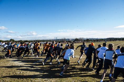 """La competición """"Invierno 2015"""" cierra la temporada de cross en Pozuelo"""