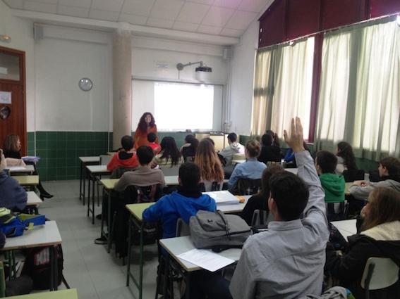 Las redes sociales, nueva asignatura de los colegios de Majadahonda