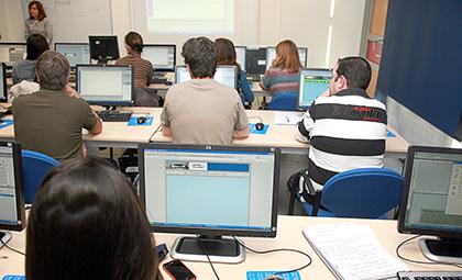 Cursos gratuitos de contabilidad, ofimática, idiomas y redes sociales para desempleados