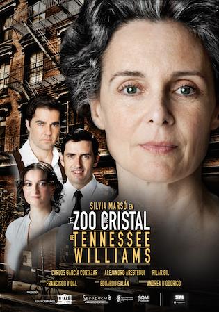 """Majadahonda acoge hoy la obra de teatro """"El Zoo de Cristal"""""""