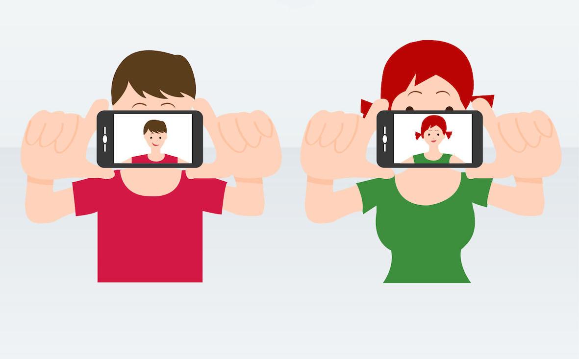 Concurso de selfies para fomentar la igualdad entre hombres y mujeres