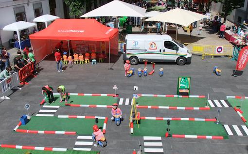 Villaviciosa dedicará la primera semana de mayo a la Educación Vial