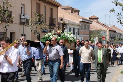 Villaviciosa celebra San Isidro