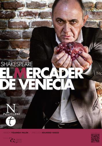 """La Casa de la Cultura acoge hoy la representación de """"El Mercader de Venecia"""""""