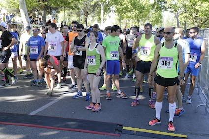 """Más de mil personas han participado en la Carrera Popular """"Ciudad de Pozuelo"""""""