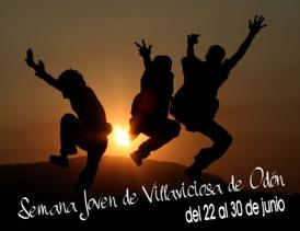 Villaviciosa de Odón dedica esta semana a los jóvenes