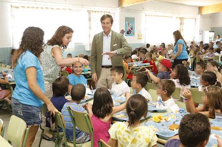 Las familias con menos recursos de Boadilla también podrán llevar a sus hijos de campamento este verano