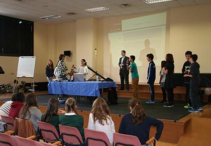 Las Rozas celebra el III Torneo municipal de Debate Escolar