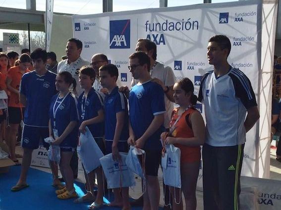 El Club de Natación de Pozuelo consigue ocho medallas en el Campeonato de España AXA Promesas Paralímpicas para Jóvenes