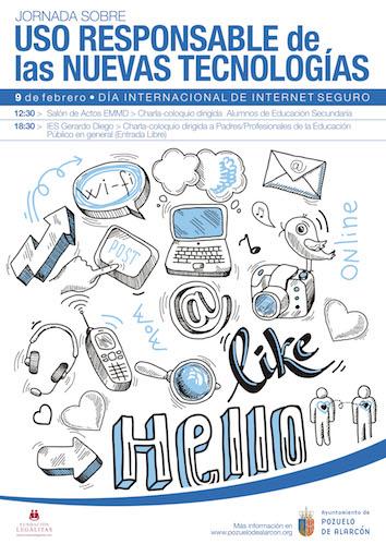 Pozuelo celebra el Día Internacional de Internet Seguro