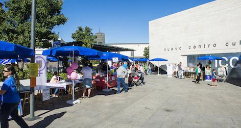 La Feria de las Asociaciones de Pozuelo celebra su novena edición