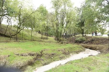 Limpieza de los arroyos de Nacedero y Calabozo