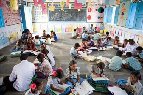 Intercambio cultural a través de la educación