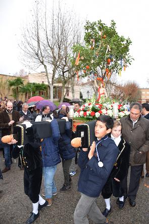 Villaviciosa celebra hoy San Sebastián Chico