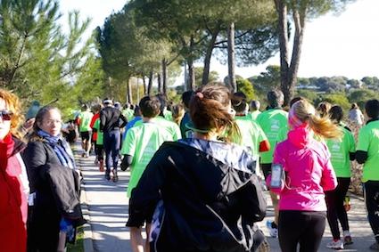 Participa en la Carrera solidaria por el Monte del Pilar este domingo