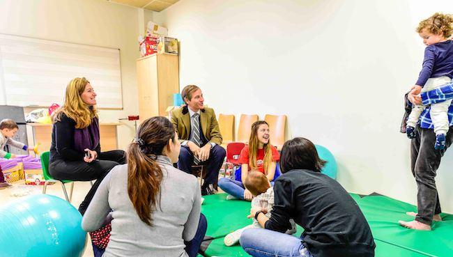 Espacio para jugar en inglés con tus hijos y nietos