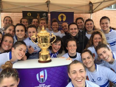 La Copa del Mundo de Rugby pasa por Valle de las Cañas