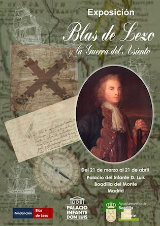 El Palacio desvela la historia de Blas de Lezo