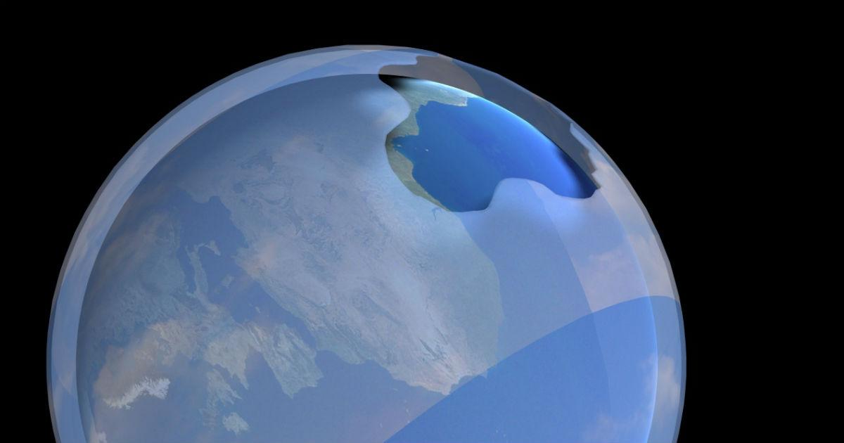 El agujero de la capa de ozono sobre la Antártida comienza a cerrarse