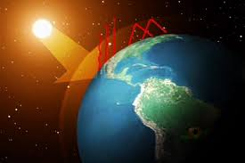 Ozono en la troposfera, causa de estrés vegetal