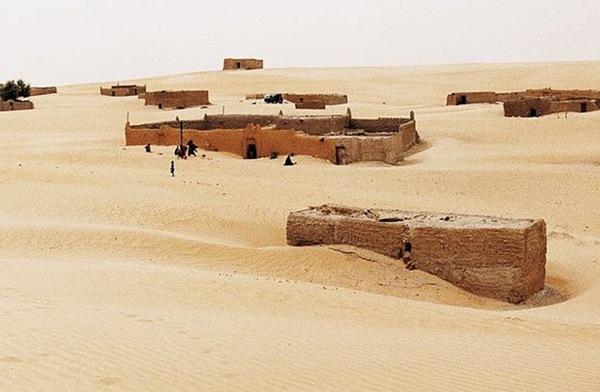 """Novela """"En la curva del Níger"""""""