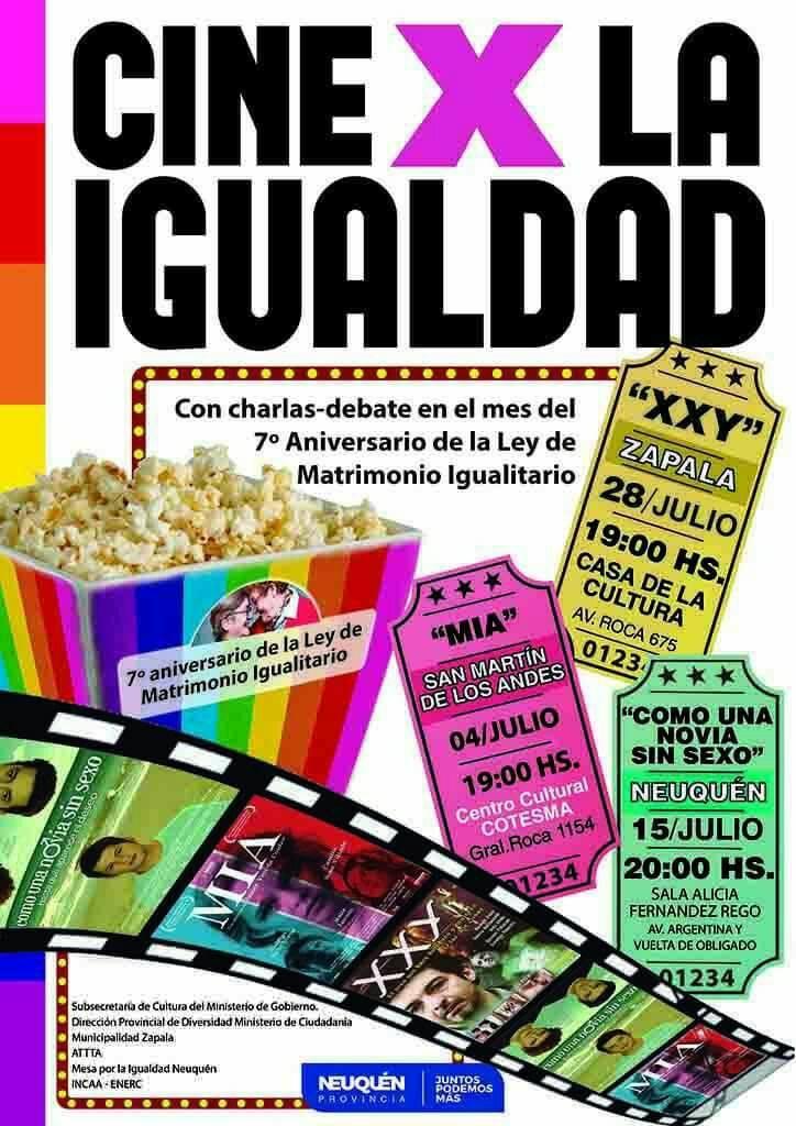 Ciclo: Cine x La Igualdad