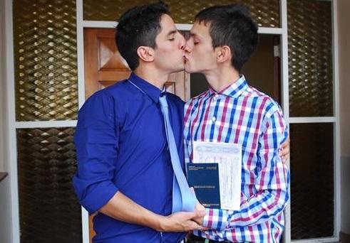 El primer y único matrimonio igualitario del pueblo de Daireaux