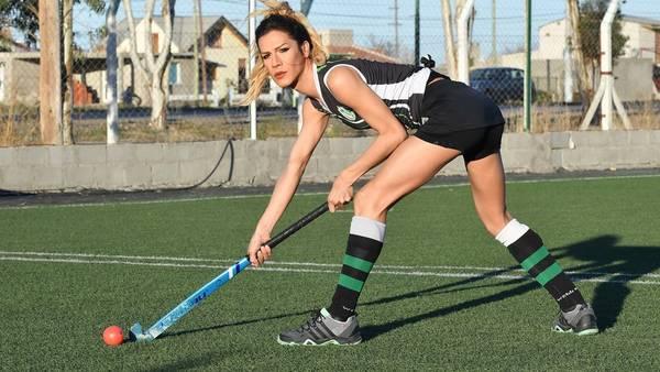 Jessica Millamán, la jugadora trans que le abrió las puertas a la inclusión deportiva(Infobae)