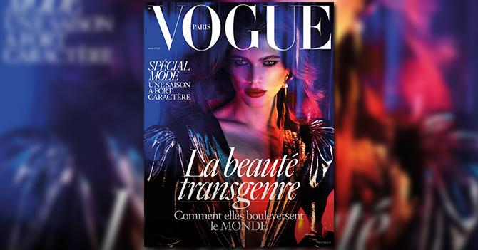 Valentina Sampaio, la modelo transexual que podría ser un ángel de Victoria