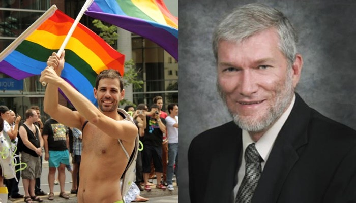 """""""Científico"""" cristiano quiere desvincular el arcoíris del movimiento LGBT (Desastre.mx)"""