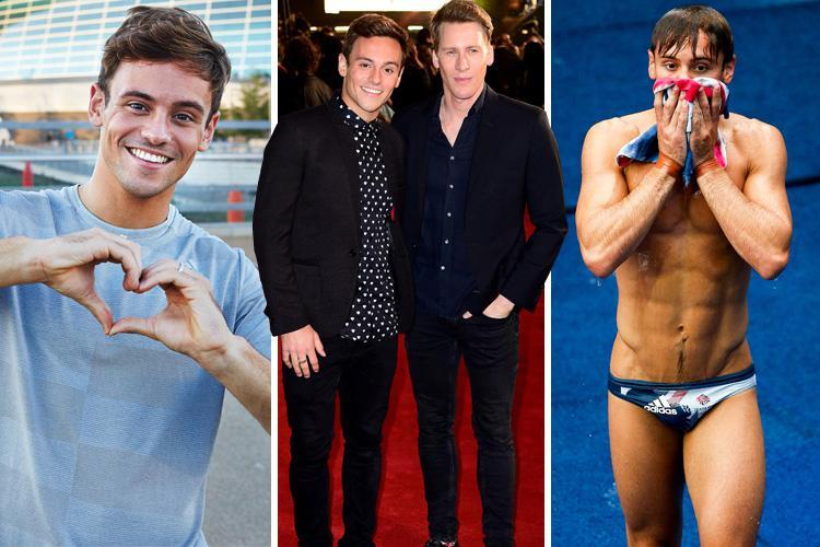 El saltador de trampolín Tom Daley, abiertamente gay, se vuelve a proclamar campeón del mundo ocho años después