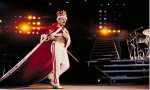 El último gesto de Freddie Mercury que cambió el mundo (Vanity Fair)