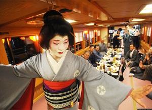 Taikomochi: La Tradición Geisha Que Originalmente Era De Los Hombres
