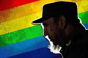 Fidel Castro asumió su responsabilidad contra la actual discriminación hacia los gays en Cuba (Tendenciagay.com)