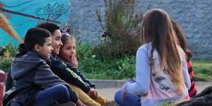 """""""Niños rosados, niñas azules"""": un documental sobre infancias trans  (Por: Agencia Presentes)"""