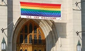 La iglesia en los Estados Unidos considera usar la sigla LGBT para referirse a la comunidad gay