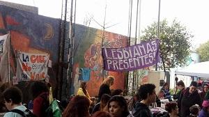 Así fue el Encuentro Regional de Mujeres, Lesbianas, Travestis y Trans en Merlo (Agencia Presentes)