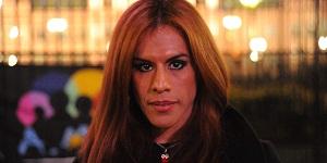 """Diana Zurco, la primera locutora trans: """"Recién hoy siento que tengo voz"""""""