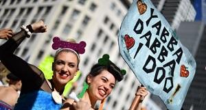 Solo quedan 24 horas para votar en la boleta del matrimonio entre personas del mismo sexo en Australia