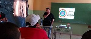 """""""Derechos Humanos y Diversidad"""" en la Unidad Penal Provincial N° 5"""