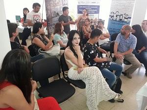 """Resultados de la primera etapa del relevamiento a personas Trans """"TRANS-formando realidades"""""""