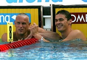 """El nadador Mark Foster anuncia que es gay: """"Es el momento de salir"""""""