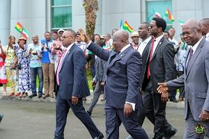 """El presidente de Ghana asegura que legalizar la homosexualidad es una cuestión de tiempo, """"al igual que en otras partes del mundo"""""""
