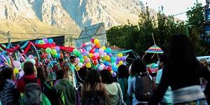 """""""Mapuche, disidente y feminista"""": el Festival de la diversidad de El Bolsón cumple 10 años"""