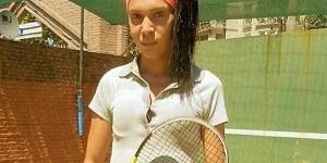 """Mía Fedra, la primera tenista trans: """"Me discriminaron más en la escuela que en el tenis"""""""