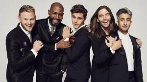 """""""Queer Eye"""" ya está en Netflix: cinco homosexuales ayudando a los demás a ser más felices"""