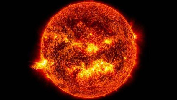 Según los científicos una erupción solar podría acabar con vida humana...
