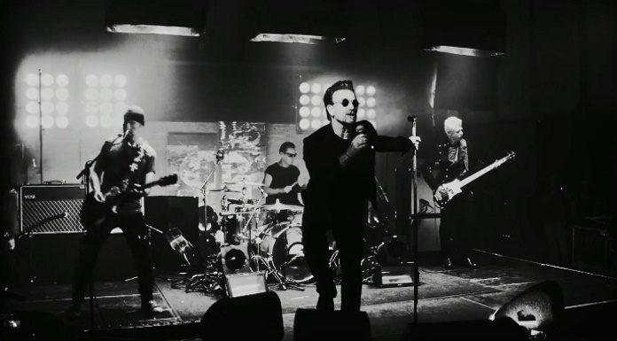 Lo nuevo de U2, una verdadera bomba...