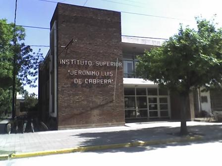"""""""Semana de la Biblioteca"""" en el Instituto Superior Jerónimo Luis de Cabrera"""