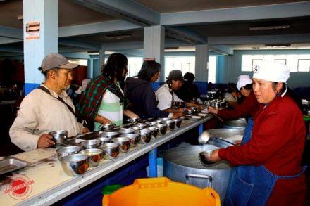 En La Pampa aumentó un 30% las personas que asisten a comedores